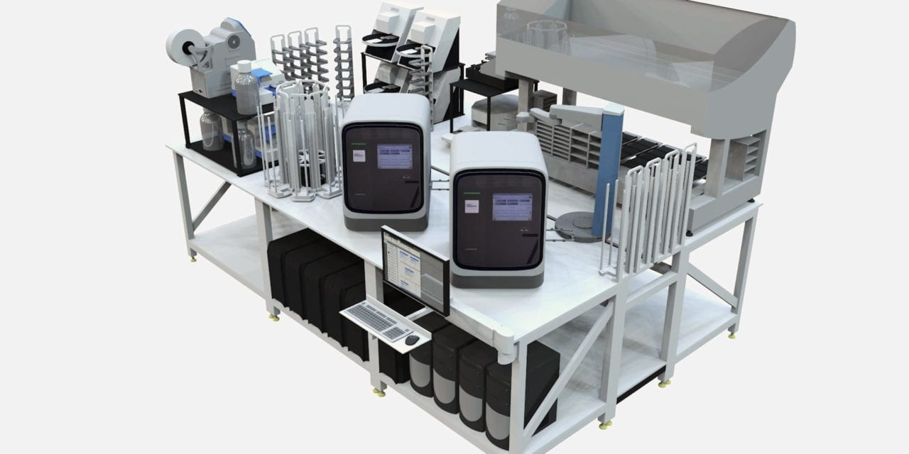 Thermo Fisher Introduces High-Throughput PCR to Expand Covid-19 Response