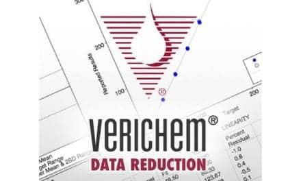 Verichem Offers Free Calibration Verification Data Reduction Services
