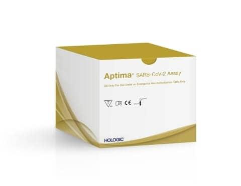 FDA Amends EUA for Hologic's Aptima SARS-CoV-2 Assay