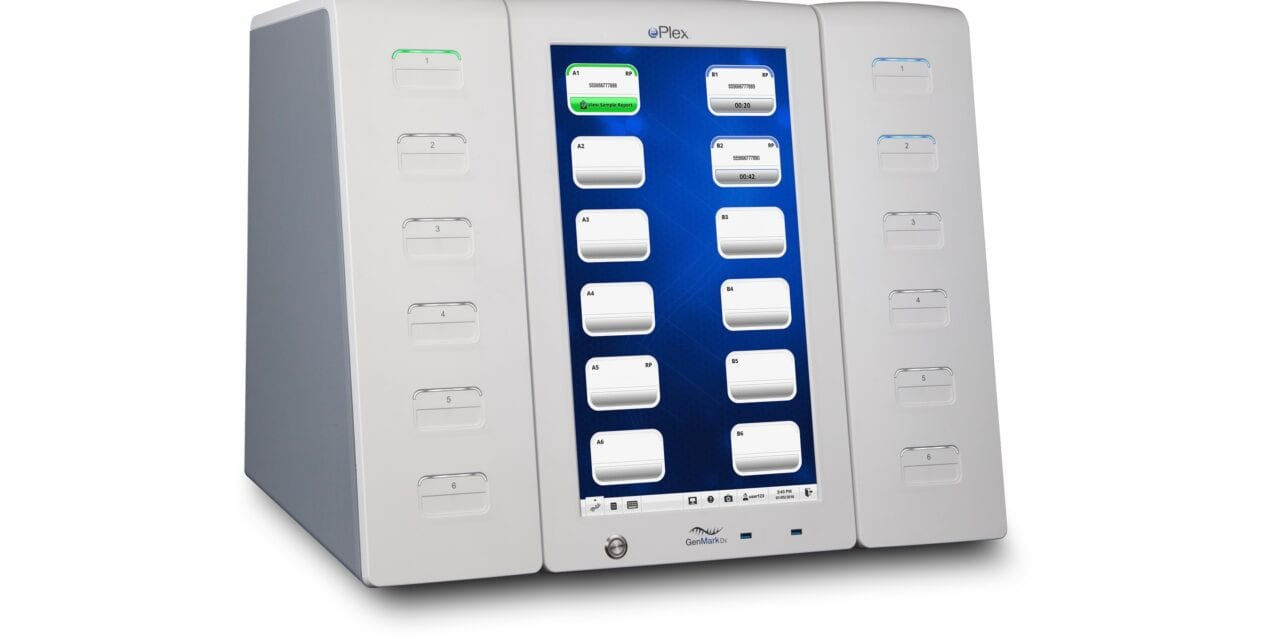 GenMark's ePlex Respiratory Pathogen Panel 2 Receives FDA EUA