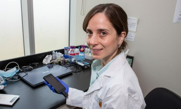 Prototype Device Lets Patients Monitor Their Own Blood for Cancer Biomarkers