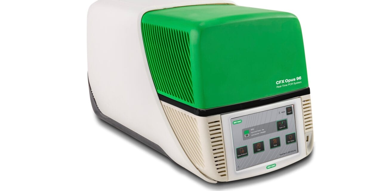 Bio-Rad Launches Two Real-Time PCR Systems and Web-Based Data Management and Analysis Software