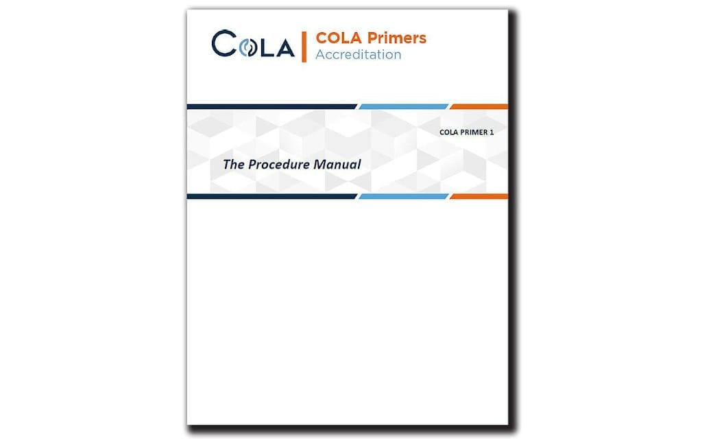 COLA Releases New eBook Series COLA Primers to Aid Laboratories