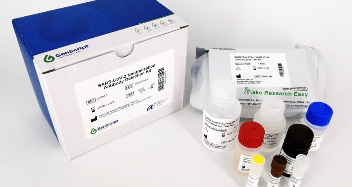 cPass SARS-CoV-2 Neutralization Antibody Detection Test Authorized in Brazil