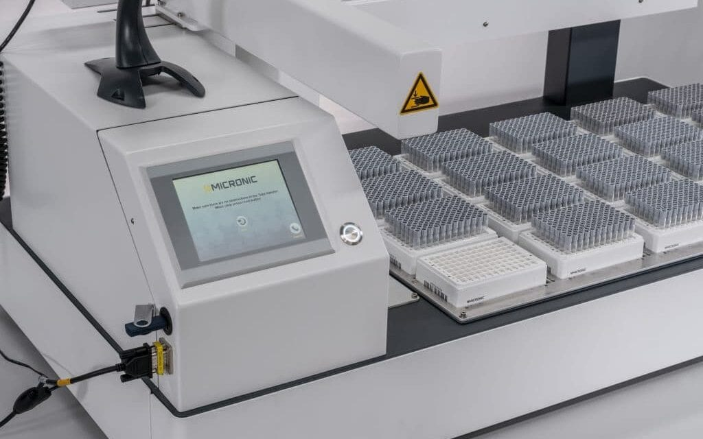Effective Automatic Sorting of Samples
