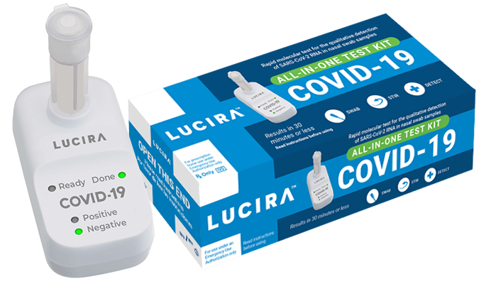 FDA Authorizes First Covid-19 Test for Self-Testing at Home