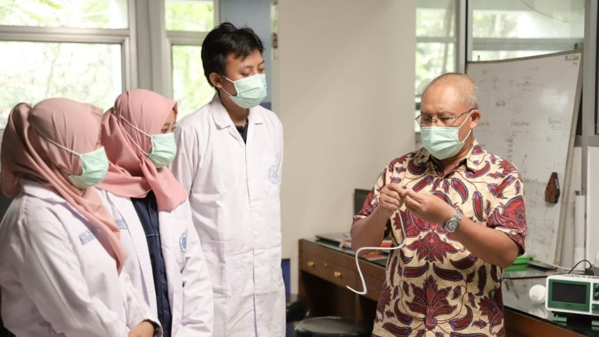 Could a Breathalyzer Help Detect Covid-19? Indonesian Scientists Say They've Developed One