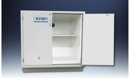 Acid Storage Cabinet for Corrosive Chemicals