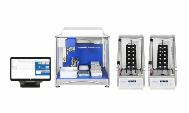 nRichDX Launches Revolution Sample Prep Semi-Automated Workflow