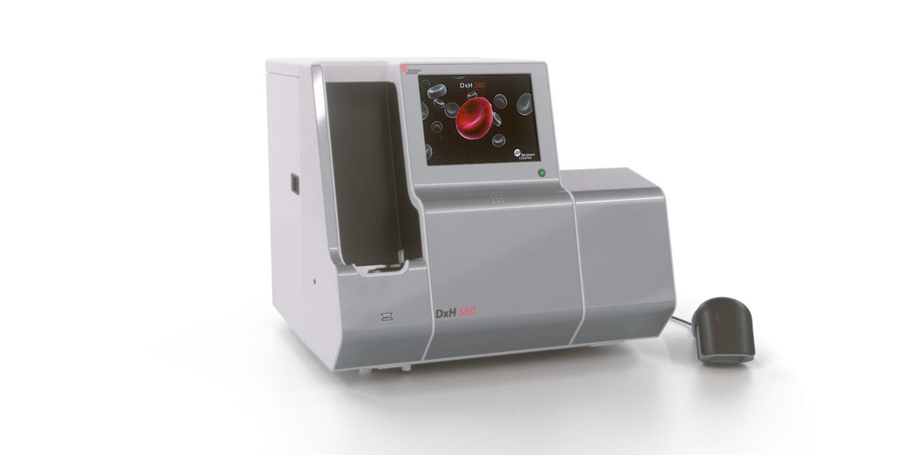 New Tabletop Hematology Analyzer for Small and Medium Labs