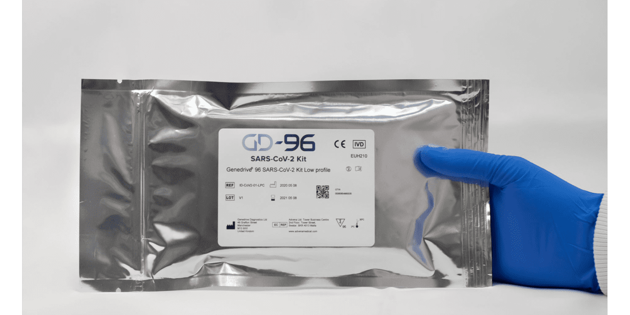 Beckman Coulter Life Sciences First US Distributor of Genedrive Covid-19 Kit