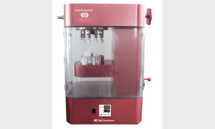 Easy-to-Use Benchtop Evaporator