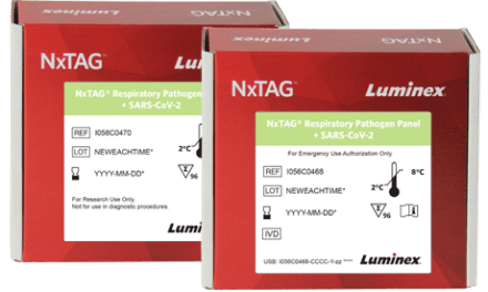 EUA and CE Mark for Luminex's Expanded NxTAG Respiratory Panel Test to Include Covid-19