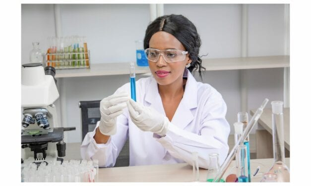 From the Hospital to the Lab, Black Scientists Are Fighting Covid-19
