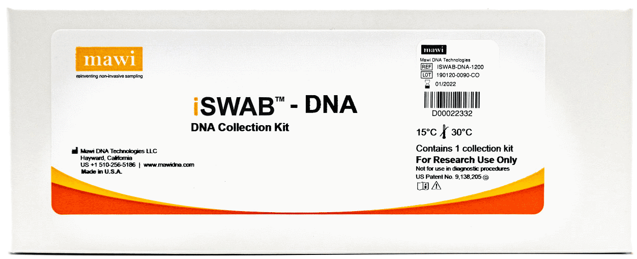 Diaago, Mawi DNA Technologies Partner to Provide Customizable Solutions with iSwab