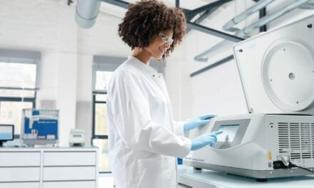 Eppendorf Introduces Multipurpose Centrifuge 5910 Ri