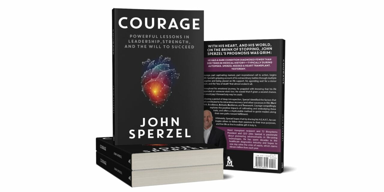 T2 Biosystems CEO Shares Sepsis Survival Story in New Book