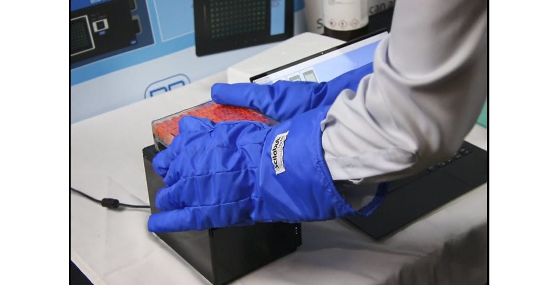 Video: Guide to Scanning, Decoding Tube Racks Direct from Low Temperature Storage