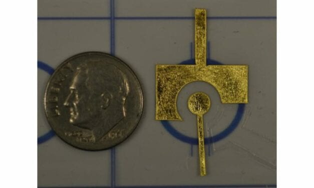 Gold Leaf Could Help Diagnose Viral Infections in Low-Resource Settings
