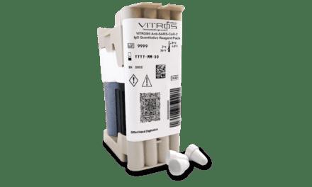 Ortho Clinical Diagnostics' Quantitative COVID-19 IgG Antibody Test Receives FDA EUA