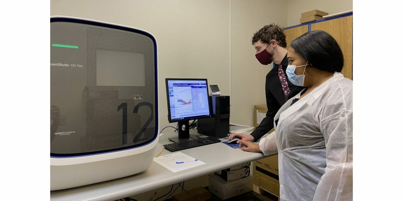 Rapid Dx Laboratory, Ginkgo Bioworks Partner on Pooled Covid-19 Testing in K-12 Schools