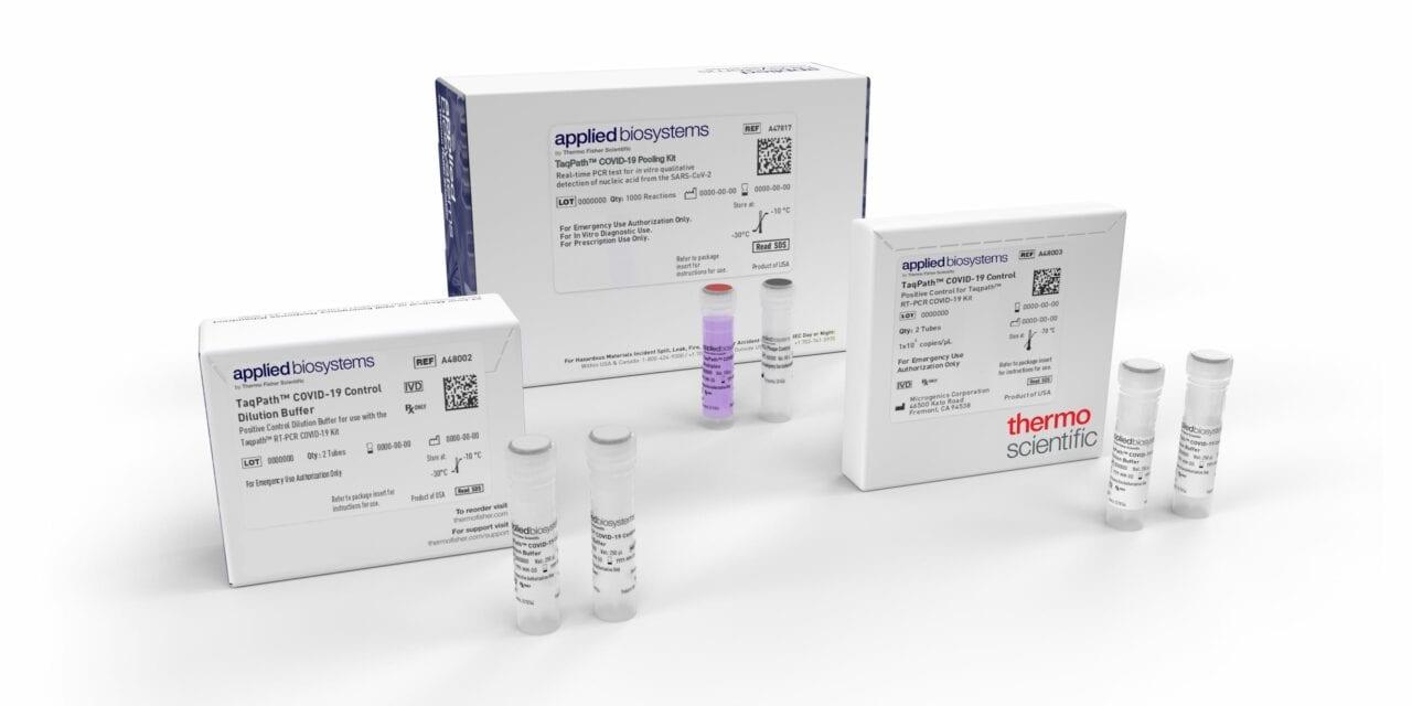 TaqPath COVID-19 Pooling Kit Nabs FDA EUA