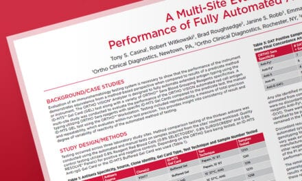 A Multi-Site Evaluation for Performance of Fully Automated Antigen Typing