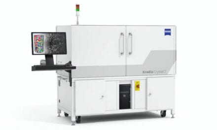 Zeiss Introduces the First Crystallographic CT System