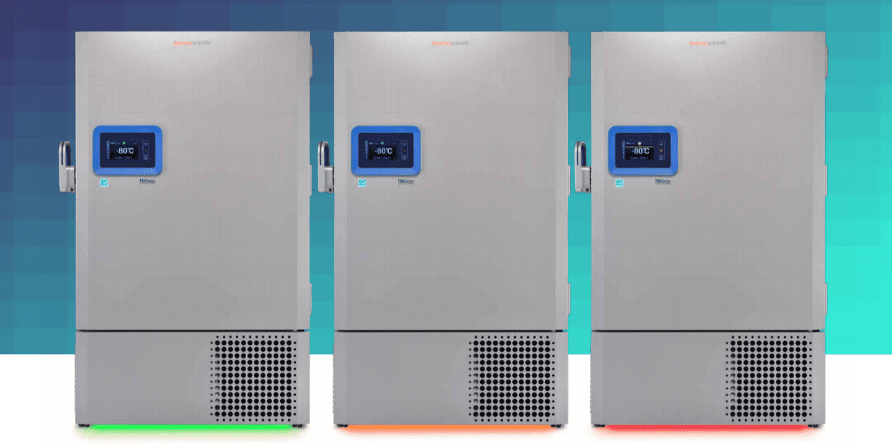 State-of-The-Art Ultra-Low Temperature Freezers Meet Sustainability Standards