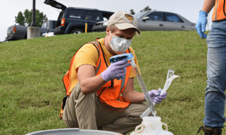 WVU Scientists Go High Tech to Monitor Wastewater for COVID-19