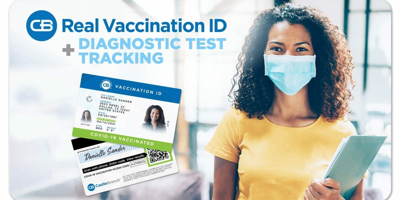 Screening Company Offers Way to Prove COVID Testing Compliance