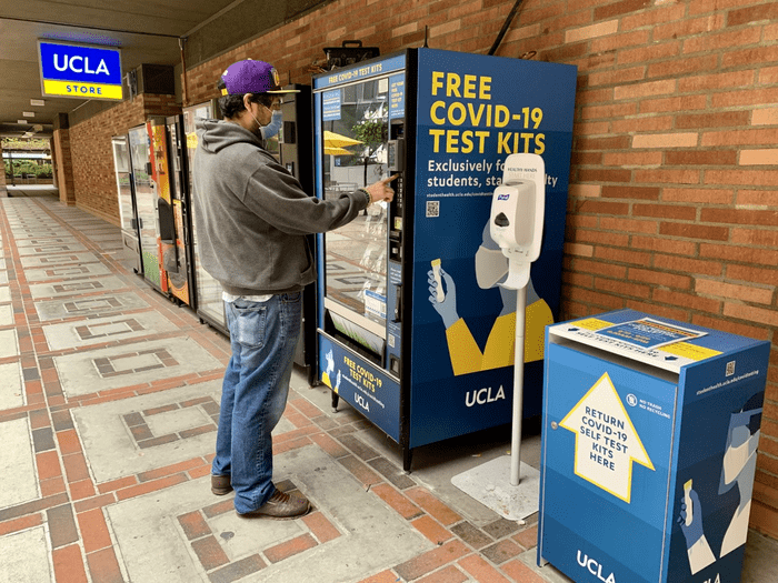 UCLA Receives $13 Million to Expand COVID-19 Testing